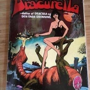 Dracurella tegneserie - fast pris -køb 4 annoncer og den billigste er gratis - kan afhentes på Mimersgade 111 - sender gerne hvis du betaler Porto - mødes ikke andre steder - bytter ikke