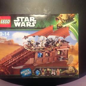 Jabba's sail barge sælges. Nr. 75020