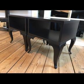 Udgået IKEA natborde sælges. Nypris 399kr pr. Stk.  Sælges samlet for 300 kr.