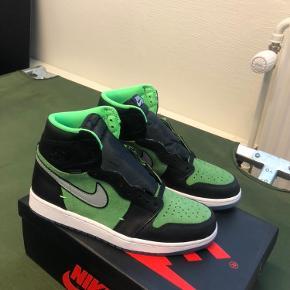 Air Jordan 1 High Zoom  Rage green Green zen Ja kært barn har mange navne. Anyhow helt nye Jordans med alt inklusivt