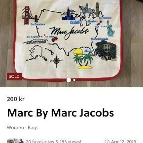 Marc By Marc Jacobs weekendtaske