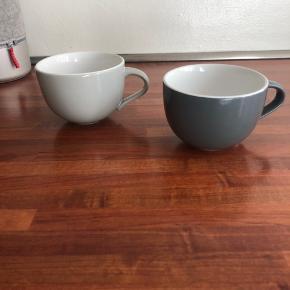 Fine kaffekopper fra stelton i brandet Emma. De er ikke særlig brugt og trænger til at komme videre til en ny familie. Byd gerne
