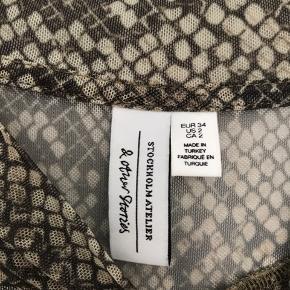 Slangeskindsprint, mesh