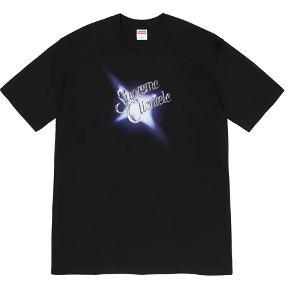 Supreme - Supreme Clientele t-shirt, sort, XL Aldrig brugt - stadig i uåbnet pose  Kan mødes i KBH eller sende