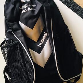 Ny og ubrugt Hummel rygsæk