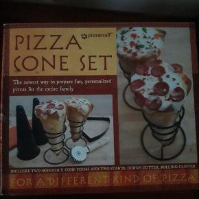 Pizza cone maker Gratis ved egen afhentning i Gentofte