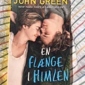 EN FLÆNGE I HIMLEN  Bog af John Green New York Times Bestseller