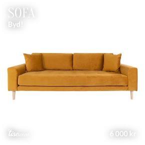 3-personers sofa