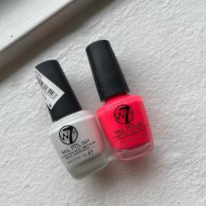 W7 Negle & manicure