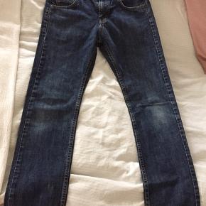 Klassiske cowboybukser str 13 år svarende til 170 cm