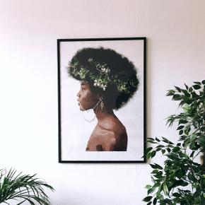Digital malet print Printet på 170 gram papir    Med ramme er prisen  369 kr   For yderligere kunstværker tjek www.lassefragtrup.com   Eller Instagram Lassefragtrup