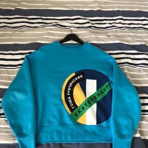Sælger denne Gosha sweater Str. S Brugt meget lidt Mp: 600 Bin: 800