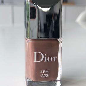 Kun prøvet / ny Dior Vernis 828
