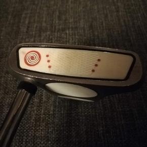 Putter Odyssey White Hot XG 2-ball. Foretrækker afhentning.