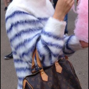Fin ulden strik fra H&M fra en af deres tidlige Trendcollectioner.    #secondchancesummer