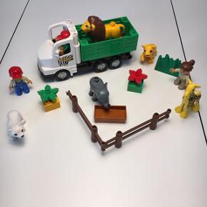 Lego duplo zoo bil