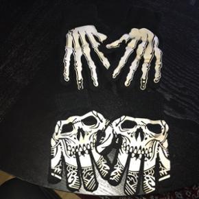 2 par handsker str xs Brugt 1 gang