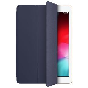 "Original Apple iPad Smart Cover, 9,7"" Color: Midnight Blue Bought by mistake - does not fit my iPad, so never used  Normal price: 349,-   Compatible with:  iPad Air 2 iPad Air (1st gen.) iPad (5th + 6th gen.)"