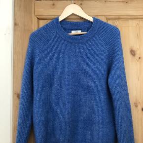 Cozy blå Envii sweater 💙 kun brugt meget få gange