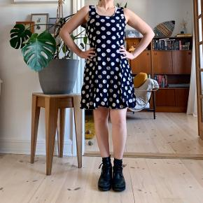 Vintage vera moda polka dot dress 🔵⚪️🔵