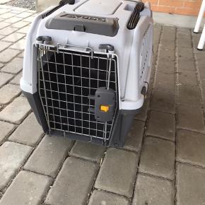 Transportkasse til hund el. andre mindre dyr.