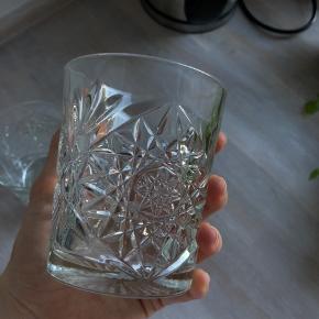 Libby whiskey tumblers/glas. 6 stk haves. Ingen ridser eller lignende.
