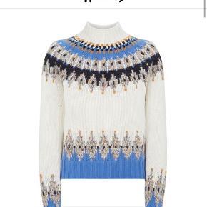 Helt nyt Stine Goya sweater  Uld/ alpaca  AW 2019  Sælger kun fordi den er lille i str. og passer ikke min mor.