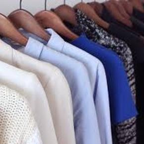 Se min profil - massere tøj til salg til billige penge..  Byd alt skal væk  Har str xs,s,m