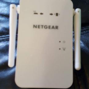 Netforstærker. Helt ny