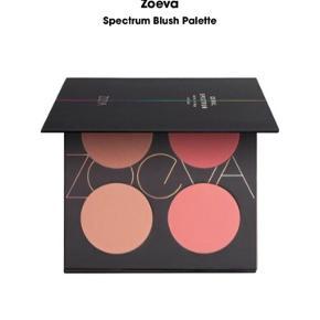 Zoeva Spectrum Blush Palette aldrig brugt. Fast pris plus Porto