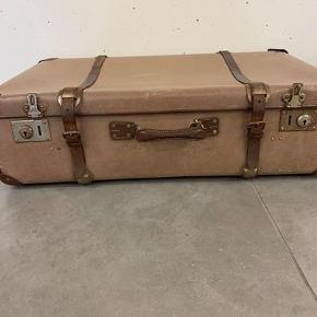 Retro kuffert til opbevaring