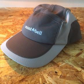 Montbell cap Aldrig brugt  Kom med et bud eller check resten af mine annoncer - jeg giver mængderabat 😊