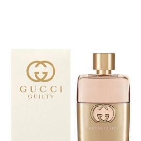 Helt ny GUCCI GUILTY eau de parfum pour femme 50ml Aldrig åbnet, stadig i indpakning