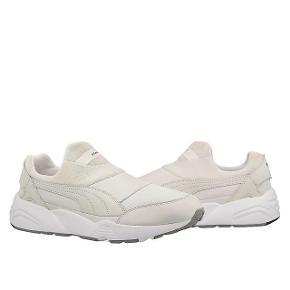 Sneakers, Puma, str. 40, Hvid, UbrugtPuma Trinomic sok NM  Købt på Fruugo.com Nypris 874 Aldrig brugt, stadig i original pakning. Sælger til 600 Realistiske bud er dog velkommene *Sender gerne på købers regning