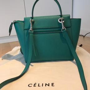 Céline micro belt bag 24x20x13 (9x8x5 in) Købt i 2018 Dustbag med følger
