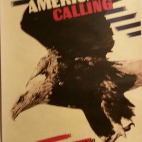 Utrolig speciel og flot plakat fra USA fra wwwll Amerika CALLING .
