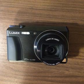 Panasonic Lumix Vario Aldrig brugt Kamerataske kommer med købet  Byd!