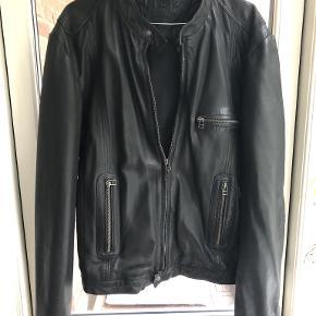 MDK / Munderingskompagniet Skind- & læderjakke