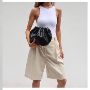 Monki bermuda shorts