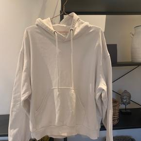 Fin hoodie fra weekday - str s, oversize