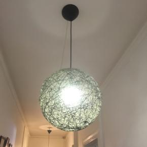 2 stk loftlamper sortbrune Byd