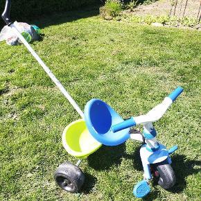 Trehjul børnecykel Smoby