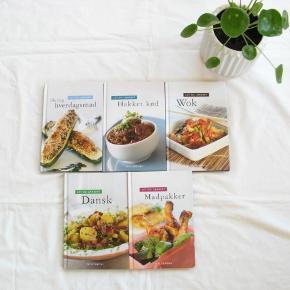 5 opskriftsbøger fra Coop.