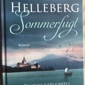 Maria Helleberg: Sommerfugl Fin stand. Røgfrit hjem. Kan afhentes på Frederiksberg eller sendes
