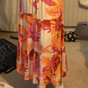 Nederdel fra Gina tricot i str s, den er aldrig blevet brugt. Køber betaler fragt. (Tryk på billederne for fuld størrelse)