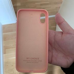 Helt nyt iPhone X/XS cover. Aldrig været brugt