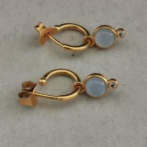 Julie Sandlau Prime Mini Hoop øreringe