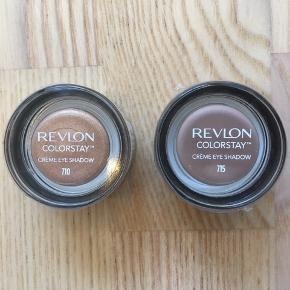 Øjenskygge fra Revlon, aldrig brugt. Ikke åbnet. 50kr pr stk. Afhentes eller sendes med Post Nord