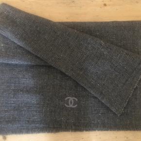 Cashmir unisex tørklæde 175 lang og 60 bred