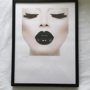 BLACK BY ANNA SUBBOTINA   INKL RAMME